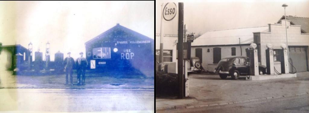 burscough garage history