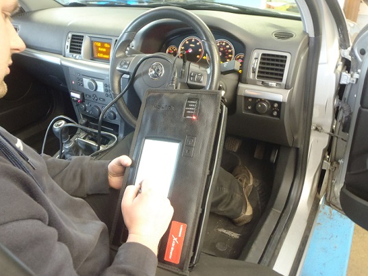 car diagnostics in burscough
